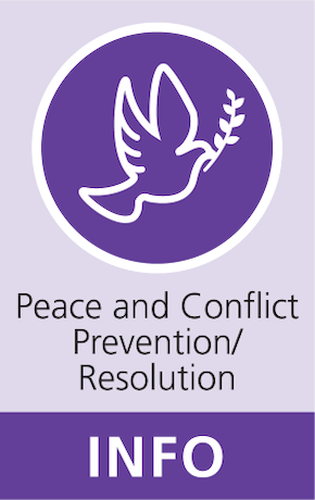 Peace and Conflict Prevention/Resolution